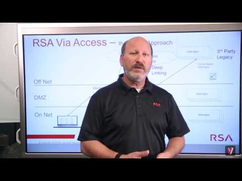 Rsas Sso And Authentication Platform In The Cloud Explained With Smartboard