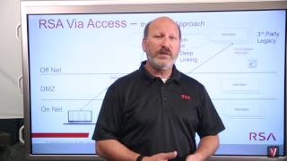 RSA's SSO and Authentication Platform in the Cloud, Explained With Smartboard
