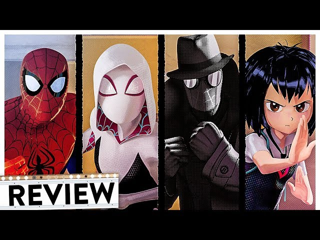 SPIDER-MAN: A NEW UNIVERSE | Review & Kritik | inkl. Trailer Deutsch German