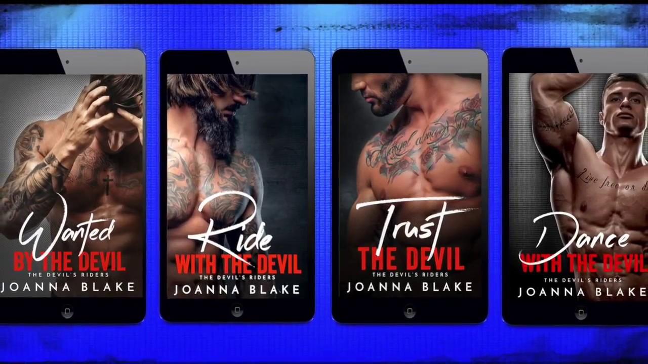 Devil's Riders Series - Joanna Blake