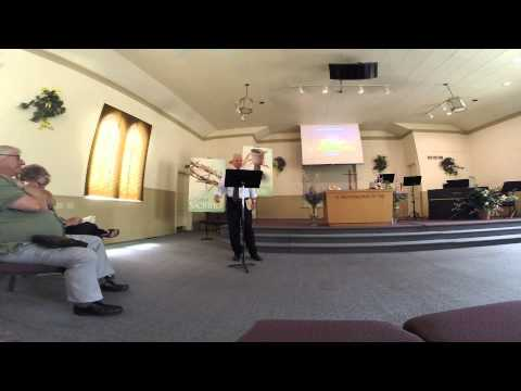 "Discovery Christian Church sermon on ""Joy"" - Bend, Oregon"