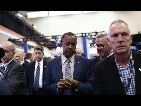 Ben Carson Suspends Presidential Campaign