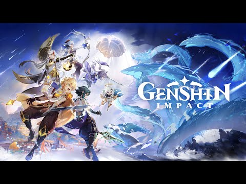 Genshin Impact - May Your Journey Know No Bounds   PlayStation®5 Announcement Trailer