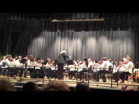 Walpole High School Orchestra: Hatikvah- The Hope