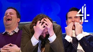 Joe Wilkinson FAILS To Press Buzzer!! | 8 Out Of 10 Cats Does Countdown