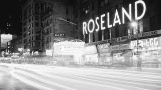 The Roseland Ballroom - a tribute to the iconic New York music venue,