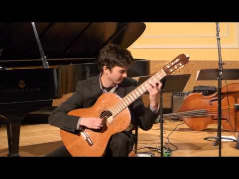 Master's Recital March 2014