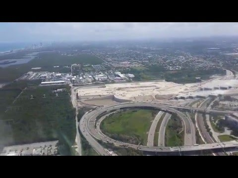 Flying From and to Fort Lauderdale, Florida