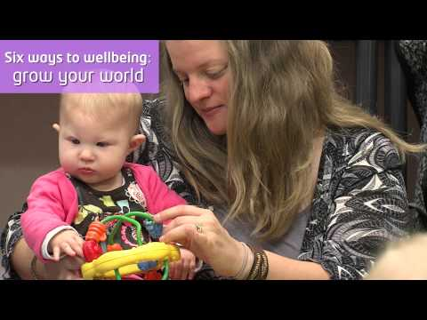 Improving health and wellbeing in Kent : Mums and babies peer support group, West Kent