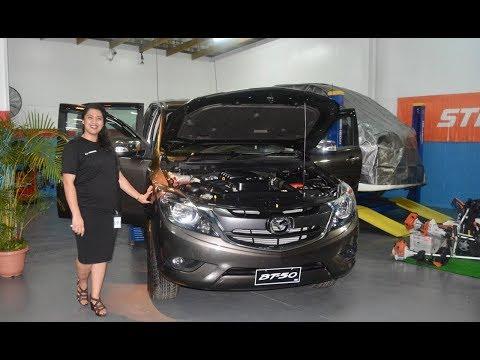 Spare Parts Zone - Mazda & Stihl Dealership Launch