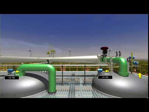 Simulation Solutions Multiple Effect Desalination Operator Training Simulator