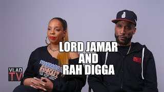Lord Jamar & Rah Digga on How the First R Kelly Tape Removed All Doubt (Part 6)