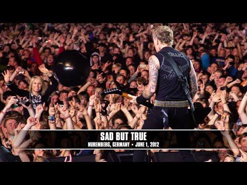 Metallica - Sad But True (Live - Nurnberg, Germany) - MetOnTour Thumbnail image