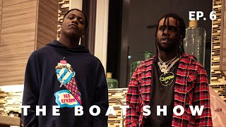 Coast To Coast Feat. Chief Keef, Trippie Redd, & More | The Boat Show Ep. 6
