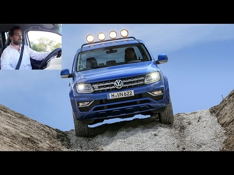 2017 volkswagen amarok essai video luxtilitaire prix avis moteur v6 youtube. Black Bedroom Furniture Sets. Home Design Ideas