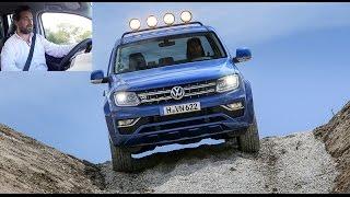 2017 Volkswagen Amarok [ESSAI VIDEO] : Luxtilitaire (prix, avis, moteur V6)