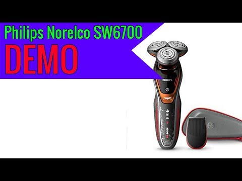 Philips Norelco Star Wars Poe Wet and Dry Electric Shaver,SW670091 2019 review