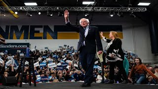Gambar cover Democrats shift focus to Nevada primary after Sanders wins New Hampshire