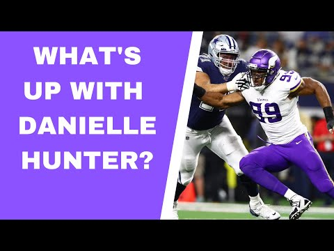 Vikings training camp notes: Danielle Hunter's injury, empty stadiums and COVID tests