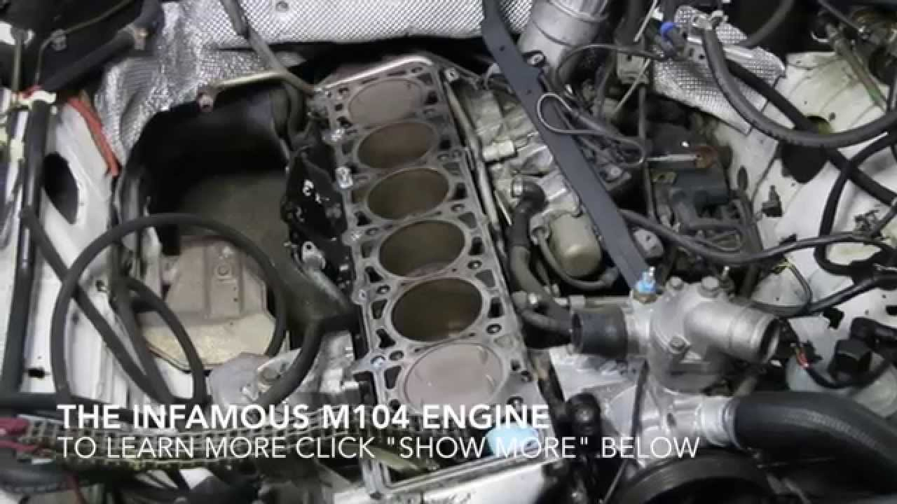 Mercedes M104 Head Gasket Replacement Videos Available at Mercedessource com