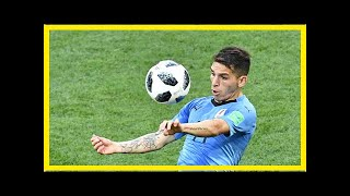 Breaking News   Arsenal transfer news: Lucas Torreira drops HUGE hint that Gunners move is done