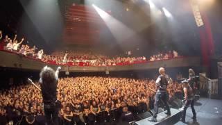 ACCEPT Restless & Live 2017 Paris Highlights