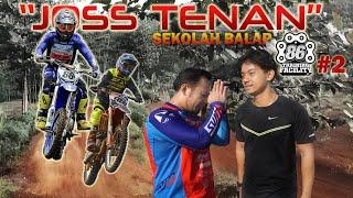JOSS TENAN!!!Sekolah balap di Akbar Toufan #2