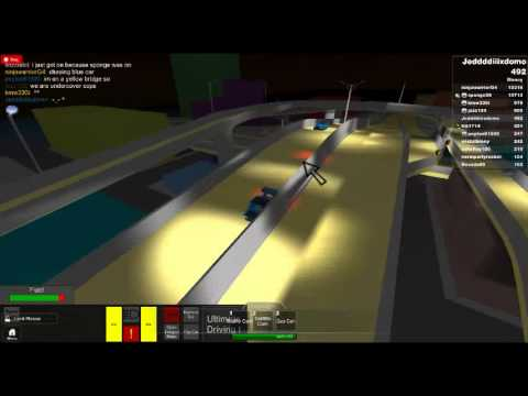 ultimate driving roblox xbox