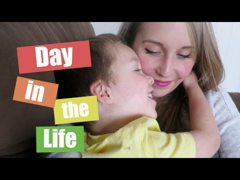 Day in the Life: Mom of FOUR!