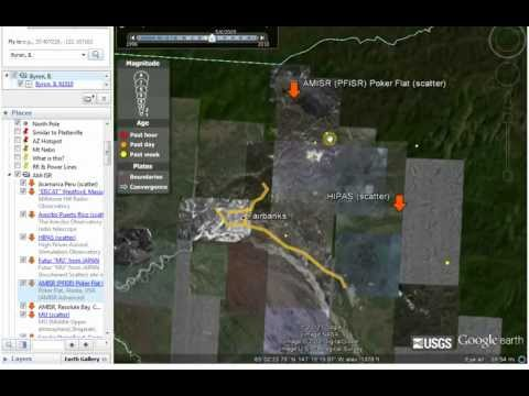 1/30/12 Earthquakes and Nuclear Reactor Event Near Chicago Illinois