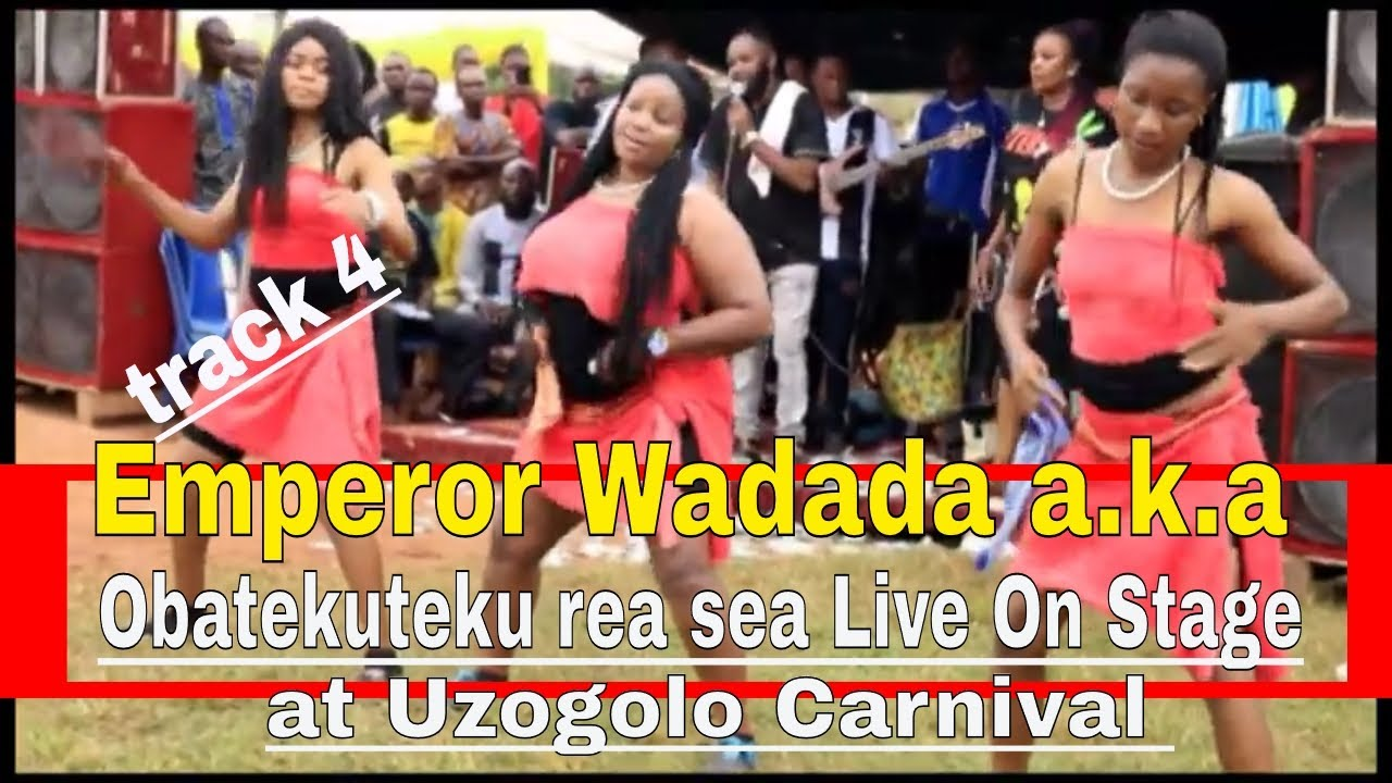 Download Emperor Wadada  Live on stage at Uzogolo Carnival track 4