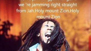 Bob Marley - Jamming - Live In Pittsburgh - RARE version (with lyrics)