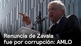 AMLO comenta la renuncia de Margarita Zavala del PAN - Política - En Punto con Denise Maerker