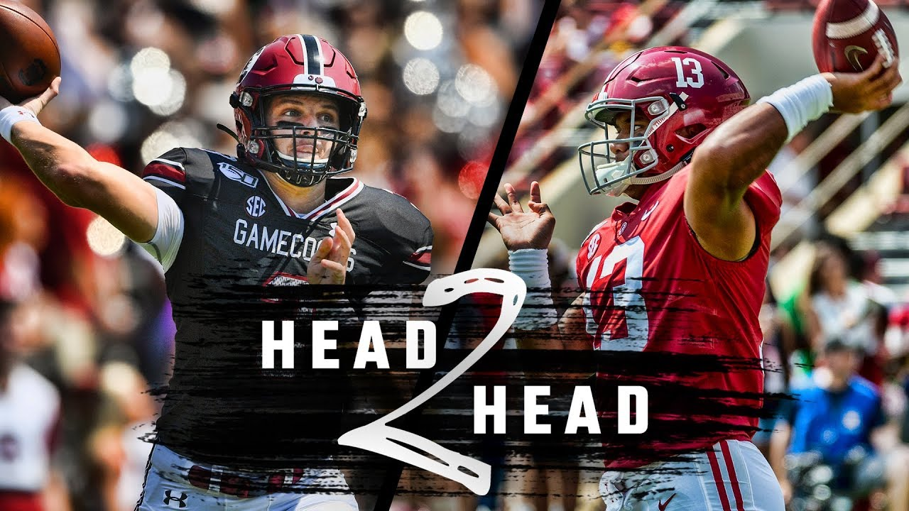 Alabama vs. South Carolina Gamecocks football video highlights, score