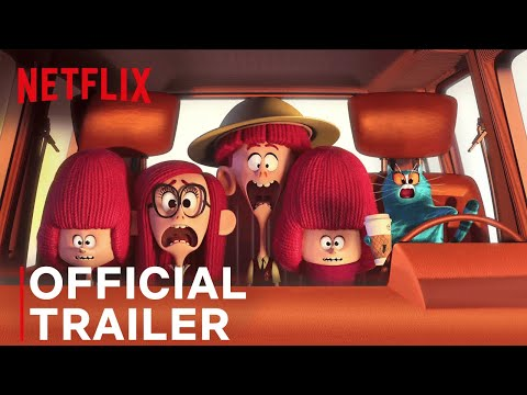 The Willoughbys | Official Trailer | Netflix