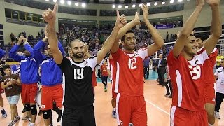 EGYPT || EGYPT ADVANCES TO GROUP 3 FINAL FOUR IN THE VOLLEYBALL WORLD LEAGUE