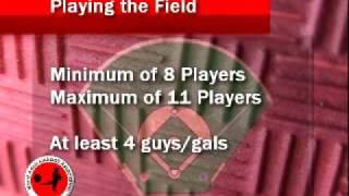 WAKA Kickball 101 - Basics of the Game