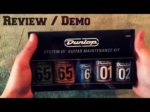Review: System 65 Guitar Maintenance Kit