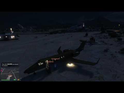 GTA Online V.I.P. Work