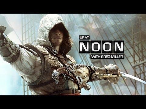 Up At Noon - Assassin's Creed 4: 15 Minutes of New Footage - Up at Noon