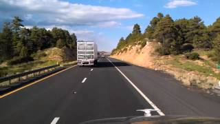 Interstate 17 North  and Interstate 40 near Flagstaff, Arizona