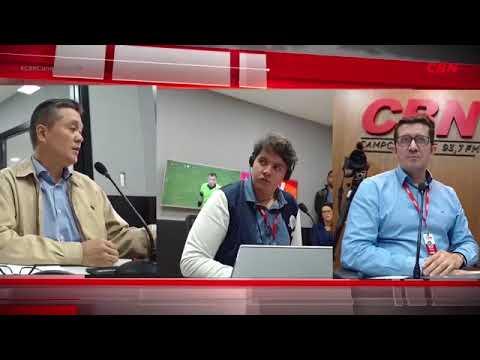 Entrevista CBN Campo Grande: presidente Famasul, Maurício Saito