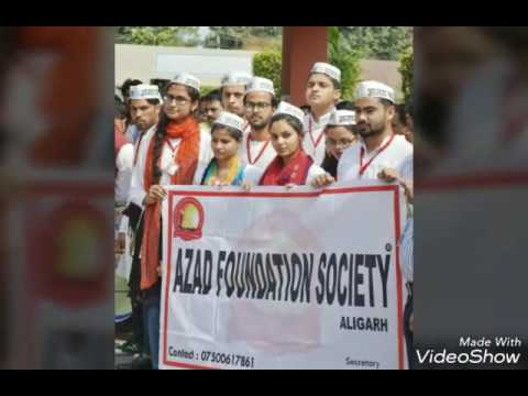 Azad Foundation Society Aligarh