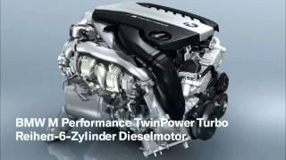BMW moteur diesel tri turbo  M550d xDrive
