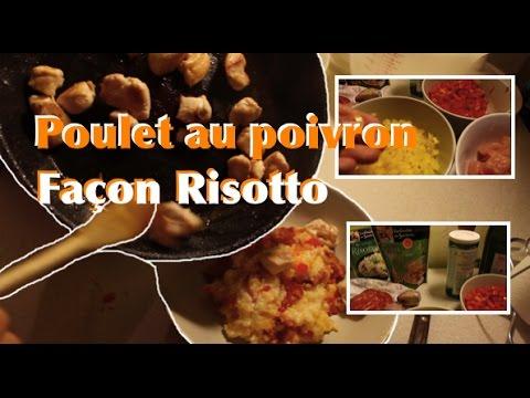 recette-du-poulet-au-poivron-façon-risotto-avec-le-thermomix