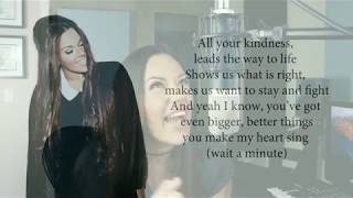 Gambar cover If Demi Lovato's Sorry Not Sorry were a Christian song by Beckah Shae LYRICS