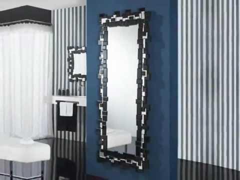 design ganzk rperspiegel neuheiten und ideen f r ausgefallene spiegel youtube. Black Bedroom Furniture Sets. Home Design Ideas