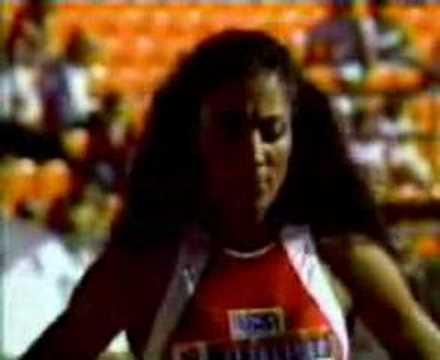 Florence Griffith Joyner 200m WR Dance !