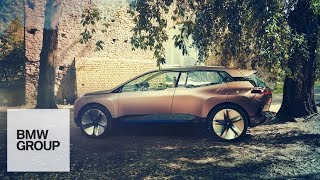 The BMW Vision iNEXT - In Arcadia.