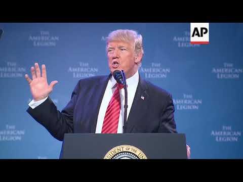 Trump Again Calls for Unity in Nevada Speech